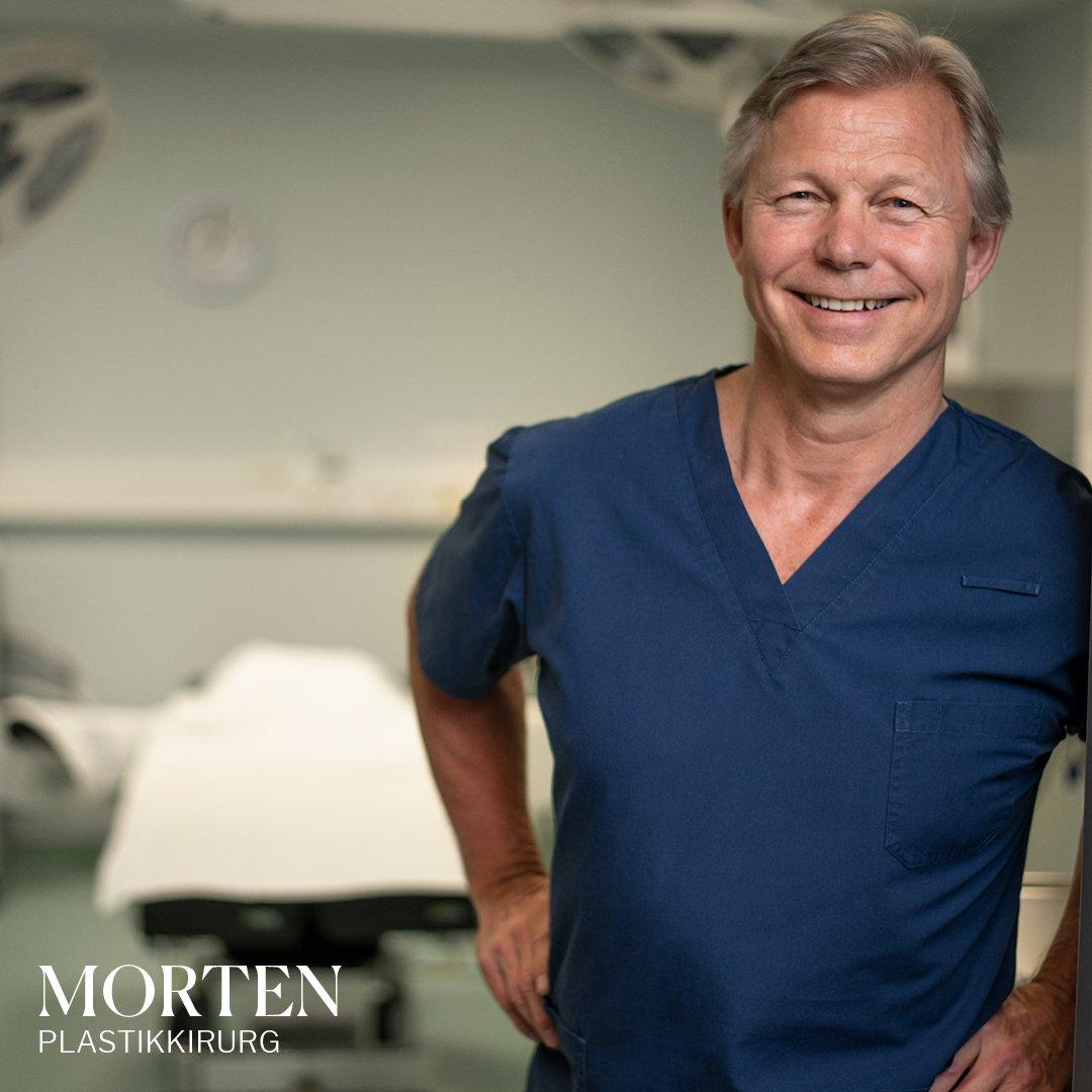 Plastikk kirurg Dr. Morten H. Haug